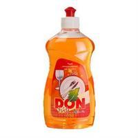 DonPol жидкость для мытья посуды с запахом фруктов 500 мл