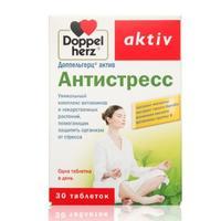 Доппельгерц актив антистресс таблетки, 30 шт.
