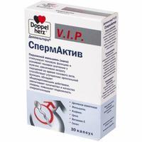 Доппельгерц vip спермактив капсулы, 30 шт.