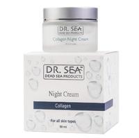 Dr.Sea Крем коллагеновый укрепляющий ночной 50 мл