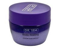 Dr.Sea пилинг для тела ароматический с маслами лаванды, ванили и пачули 320 мл