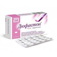 Дюфастон таблетки 10 мг 28 шт.
