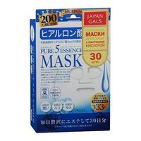 Джапан Галс (Japan Gals) Маска с гиалуроновой кислотой Pure5 Essential 30 шт.