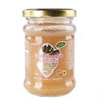 Джем из клубней топинамбура с персиком без сахара 240 г