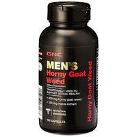 ДжиЭнСи (GNC) Эпимедиум для мужчин (Men`s Horny Goat Weed) капсулы 120 шт.
