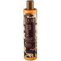 EcoLab Karite SPA Бальзам для волос балансирующий Восстановление и Укрепление для жирных у корней и сухих кончиков 200 мл