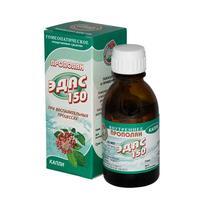 Эдас-150 капли гомеопатические, 25 мл