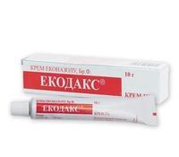 Экодакс крем 1%, 10 г