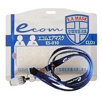 Вирусстопер ecom air mask+ бэйджик, 1 шт.