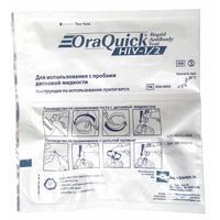 Экспресс-тест на Гепатит С OraQuick HCV 1/2 Rapid Antibody test 1 шт.