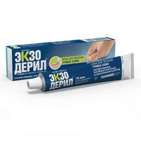 Экзодерил крем 1%, 15 г