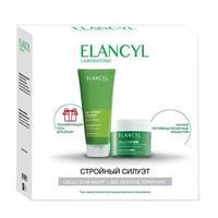 Elancyl набор тонизирующий гель для душа 200 мл+Cellu Slim концентрат антицеллюлитный ночной 250 мл 1уп.
