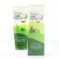 Elizavecca скраб для тела с экстрактом зеленого чая 300 г