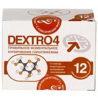 Глюкоза быстродействующая декстро 4 классик, таблетки 4 г, 12 шт.