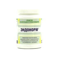 Эндонорм капсулы 400 мг, 60 шт.