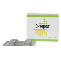 Энтерол капсулы 250 мг, 30 шт. (блистер)