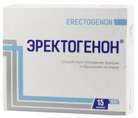 Эректогенон капс. 0,5г №15 (бад)