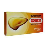 Эссенциальные фосфолипиды с экстрактом расторопши и витаминами группы В 1250 мг капсулы 30 шт.