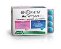 Биоритм антистресс 24 день/ночь таблетки, 32 шт.