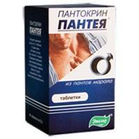 Пантокрин пантея таб. 0.2г №40