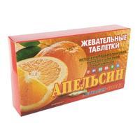 Эвиталия Бифид с соком апельсина жев. таб., 14 шт