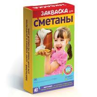 Эвиталия Закваска бактериальная для Сметаны 2 г саше 5 шт.