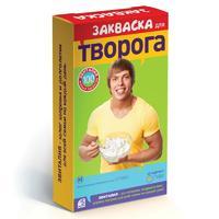 Эвиталия Закваска бактериальная для Творога 2 г саше 5 шт.