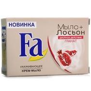 Fa Кусковое мыло Мыло+Лосьон 90г