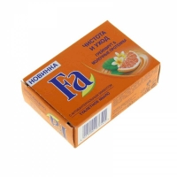 Fa Мыло туалетное Чистота и Уход Апельсин & Молочные протеины 90г