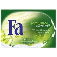 Fa Natural&Care Кусковое мыло Белый виноград 90г