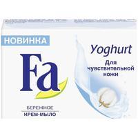 Fa Yoghurt Мыло туалетное для чувствительной кожи 90г