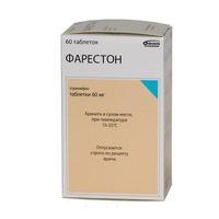 Фарестон таблетки 60 мг, 60 шт.