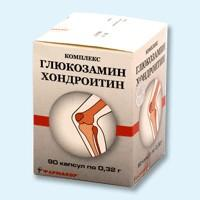 Глюкозамин хондроитин комплекс капсулы, 90 шт.
