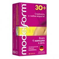 Модельформ 30+ капсулы 370 мг, 30 шт.