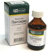 Пантокрин фл. 50мл