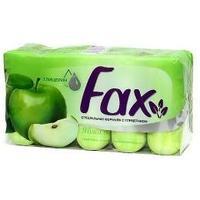 Fax Мыло с глецирином яблоко 5х70г