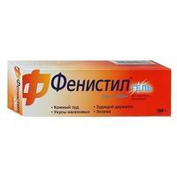 Фенистил гель 0.1% 100 г