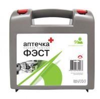 Аптечка первой помощи универсальная пластиковая коробка, 1 шт.