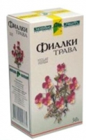 Фиалки трава фильтрпакетики, 1,5 г, 20 шт.