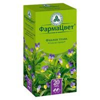Фиалки трава фильтрпакетики , 1,5 г , 20 шт.