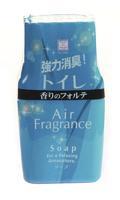 Фильтр запахов в туалете Kokubo Air Fragrance с ароматом свежести и чистоты Kokubo 200 мл