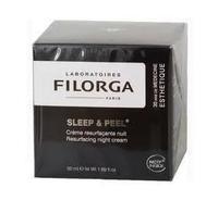 Filorga Sleep and Peel крем ночной разглаживающий 50 мл