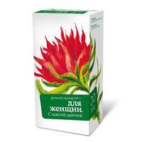 Фиточай Алтай №1 женский красная щетка, фильтрпакетики, 20 шт.