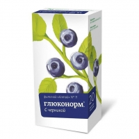 Фиточай Алтай №11 глюконорм черника, фильтрпакетики, 20 шт.