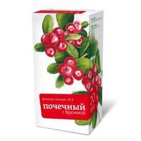 Фиточай Алтай №4 почечный брусника, фильтрпакетики, 20 шт.