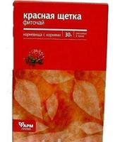 Фиточай Красная щетка фильтрпакетики 20 шт.
