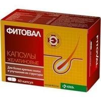 Фитовал капс. №60 (бад)