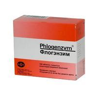 Флогэнзим таблетки покрыт.киш-раств.об. 100 шт