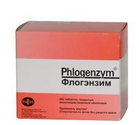 Флогэнзим таблетки покрыт.киш-раств.об. 200 шт.