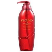 Flor de Man Гель для укладки волос с камелией Редфло 500 мл
